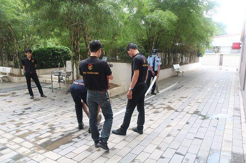Công ty bảo vệ quận Tân Phú tốt, dịch vụ chuyên nghiệp 24/7