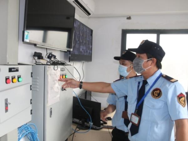 Dịch vụ bảo vệ uy tín tại khu công nghiệp Phong Phú