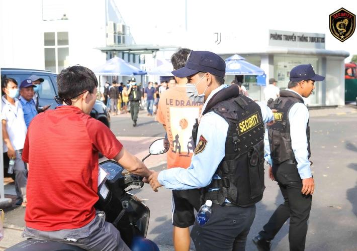 Công ty bảo vệ nào uy tín nhất tại Thái Bình