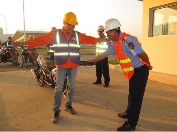 Dịch vụ bảo vệ công trình xây dựng