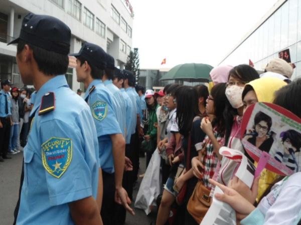 Dịch vụ bảo vệ an toàn chuyên nghiệp tại Hà Tĩnh