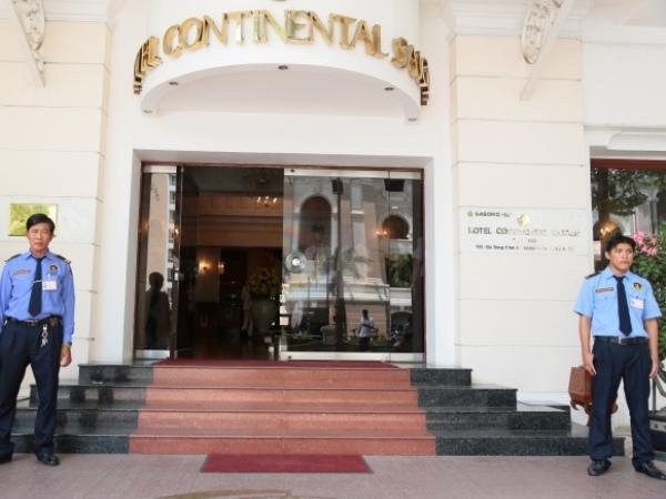 nhiệm vụ của nhân viên bảo vệ nhà hàng khách sạn
