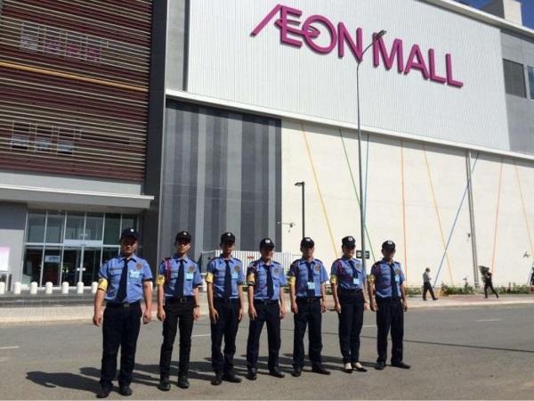 Dịch vụ bảo vệ siêu thị, trung tâm thương mại
