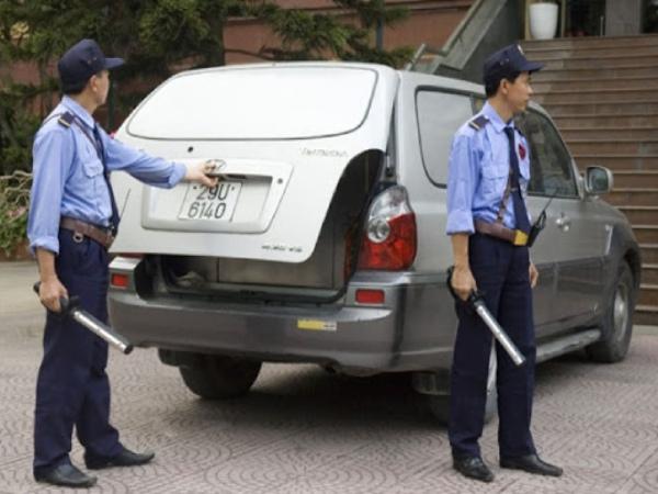 Nhiệm vụ nhân viên bảo vệ vận chuyển tiền