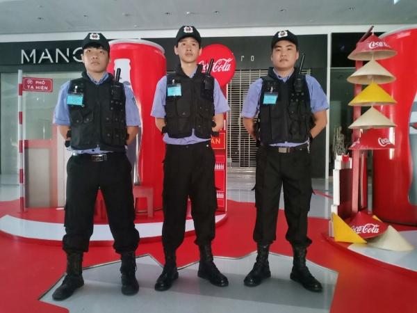 Dịch vụ bảo vệ ngân hàng - bảo vệ Việt Thiên Long