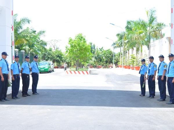 Công ty dịch vụ bảo vệ ở quận 8 – cam kết chất lượng từ Việt Thiên Long