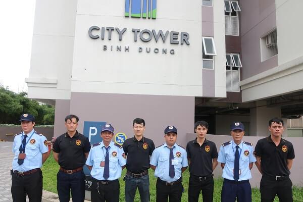 Lực lượng bảo vệ chuyên nghiệp của Việt Thiên Long