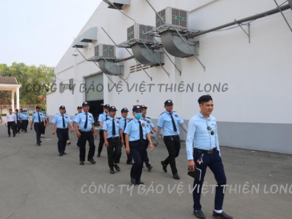 Dịch vụ bảo vệ TPHCM – Việt Thiên Long giá mềm hơn 30% thị trường