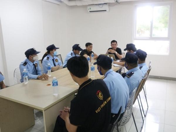 Công ty bảo vệ giá rẻ KCN Tân Phú Trung