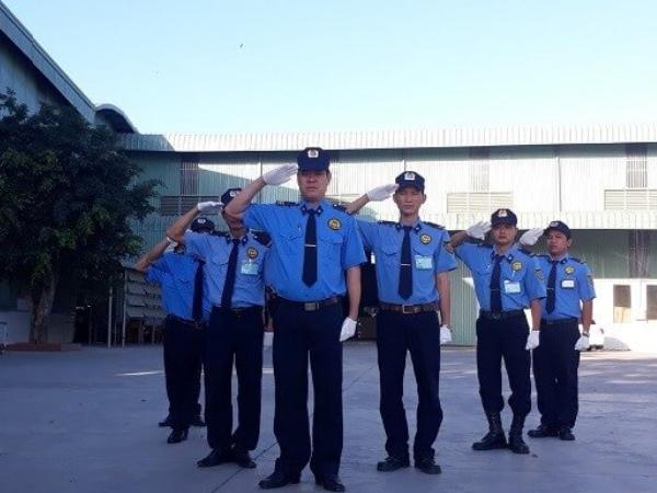 Dịch vụ bảo vệ tại Khu Chế Xuất Linh Trung I