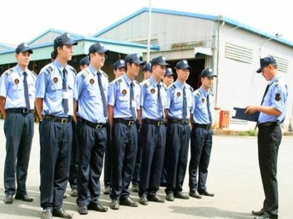 Dịch vụ bảo vệ chuyên nghiệp tại khu công nghiệp Linh Trung 2