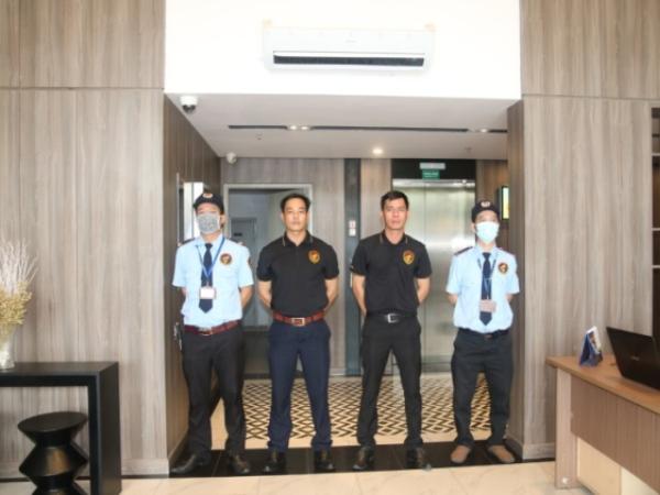 Dịch vụ bảo vệ uy tính nhất tại Khu công nghiệp Tân Bình