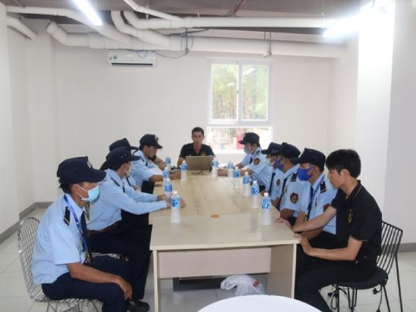 Vai trò và lợi ích của việc tập huấn nghiệp vụ bảo vệ định kỳ