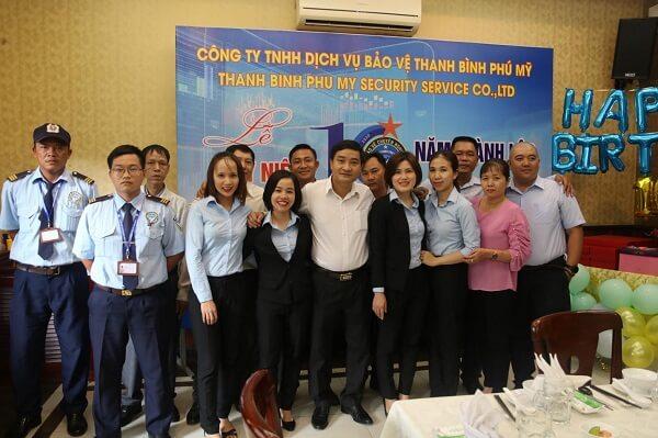 Công ty bảo vệ tại Cần Thơ chuyên nghiệp - Thanh Bình Phú Mỹ
